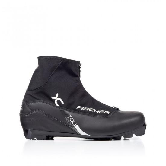 Ботинки NNN Fischer XC TOURING BLACK S21619